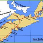 Nova Scotia Maps | Canada | Maps Of Nova Scotia (Ns)   Printable Map Of Nova Scotia