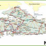 Nova Scotia Road Map   Printable Map Of Nova Scotia