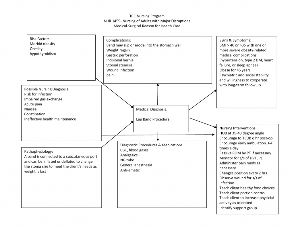 Nursing Concept Mapping Template - Eymir.mouldings.co - Blank Nursing Concept Map Printable