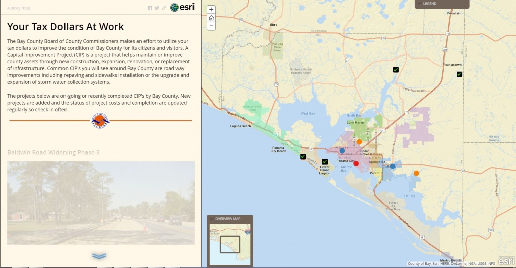 Nwfl Gis User Group Digital Media Spring 2016 | University Of West - Bay County Florida Parcel Maps