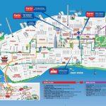 Nyc Walking Tourist Map   Nyc Walking Map Printable (New York   Usa)   Nyc Walking Map Printable