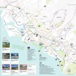Oahu Bike Map - Hawaii Bicycling League - Printable Map Of Waikiki