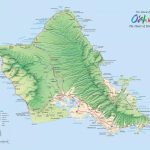 Oahu Maps | Go Hawaii   Oahu Map Printable