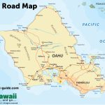 Oahu Maps   Oahu Map Printable