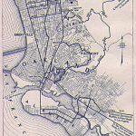 Oakland And Berkeley Map 1917 | I Hella Love Oakland, Berkeley   California Map Book