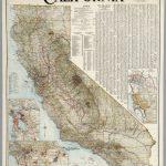 Official Railroad Map Of California, 1926 - David Rumsey Historical - California Railroad Map