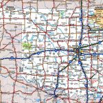 Oklahoma Road Map   Road Map Of Texas And Oklahoma