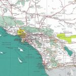 Online Maps Southern California Road Map Within South   Touran   Road Map Of Southern California