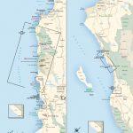 Oregon Northern California Coast Map – Map Of Usa District   Oregon California Coast Map