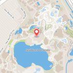 Orlando Attraction Combo (Seaworld, Aquatica Water Park, Tampa Busch - Sea World Florida Map
