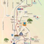 Orlando International Drive Area Map   Map Of Orlando Florida International Drive