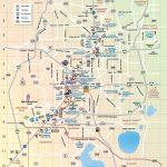 Orlando Maps | Florida, U.s. | Maps Of Orlando   Printable Map Of Orlando