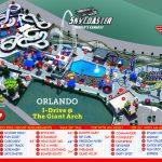 Orlando Park Map | Theme Park Map   Orlando Florida Parks Map