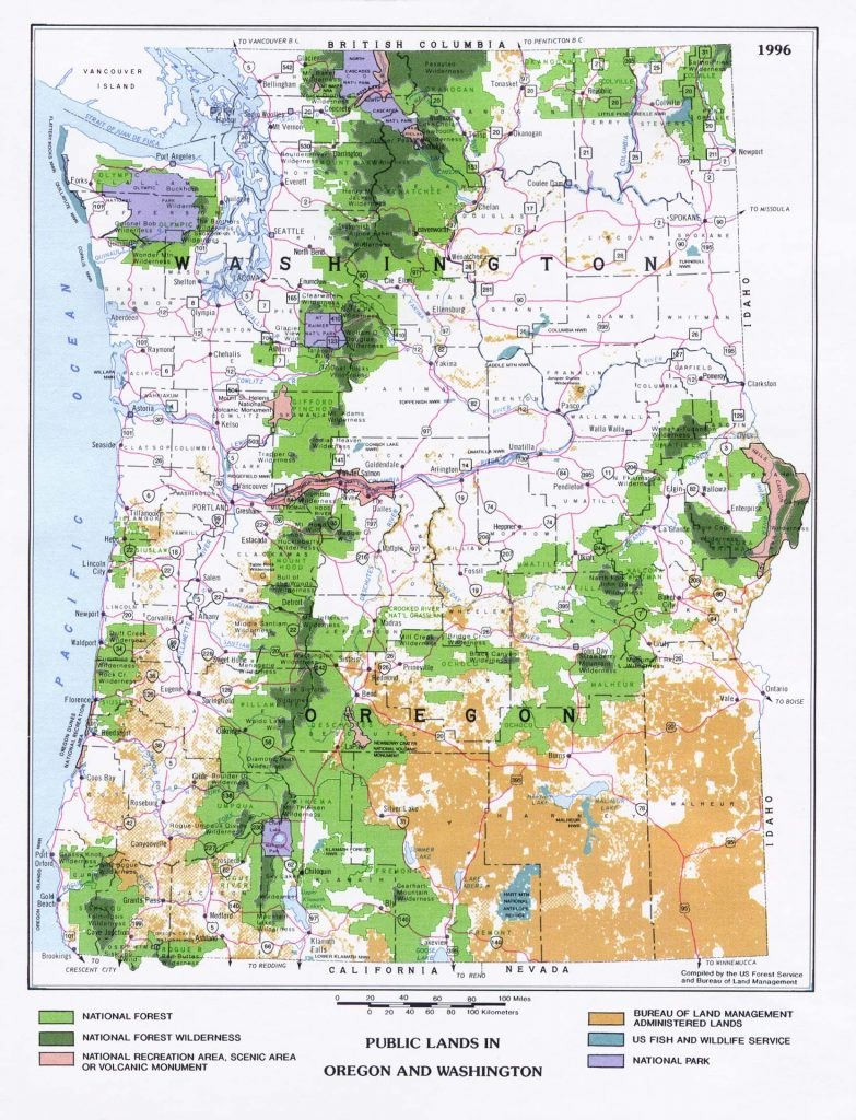 Orwa Forest Ownership Fabulous Forest Service Maps Oregon - Diamant - California Forest Service Maps