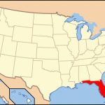 Osceola County, Florida   Wikipedia   Map Of Osceola County Florida