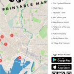 Oslo Printable Tourist Map In 2019 | Free Tourist Maps ✈ | Tourist   Oslo Tourist Map Printable