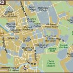 Oxford Maps   Top Tourist Attractions   Free, Printable City Street Map   Free Printable City Street Maps