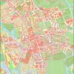 Oxford Maps | Uk | Maps Of Oxford   Oxford Tourist Map Printable