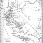 P-Fmsig :: 1948 U.s. Railroad Atlas - California Railroad Map