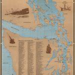 Pacific Northwest Shipwrecks   Barry Lawrence Ruderman Antique Maps Inc.   California Shipwreck Map