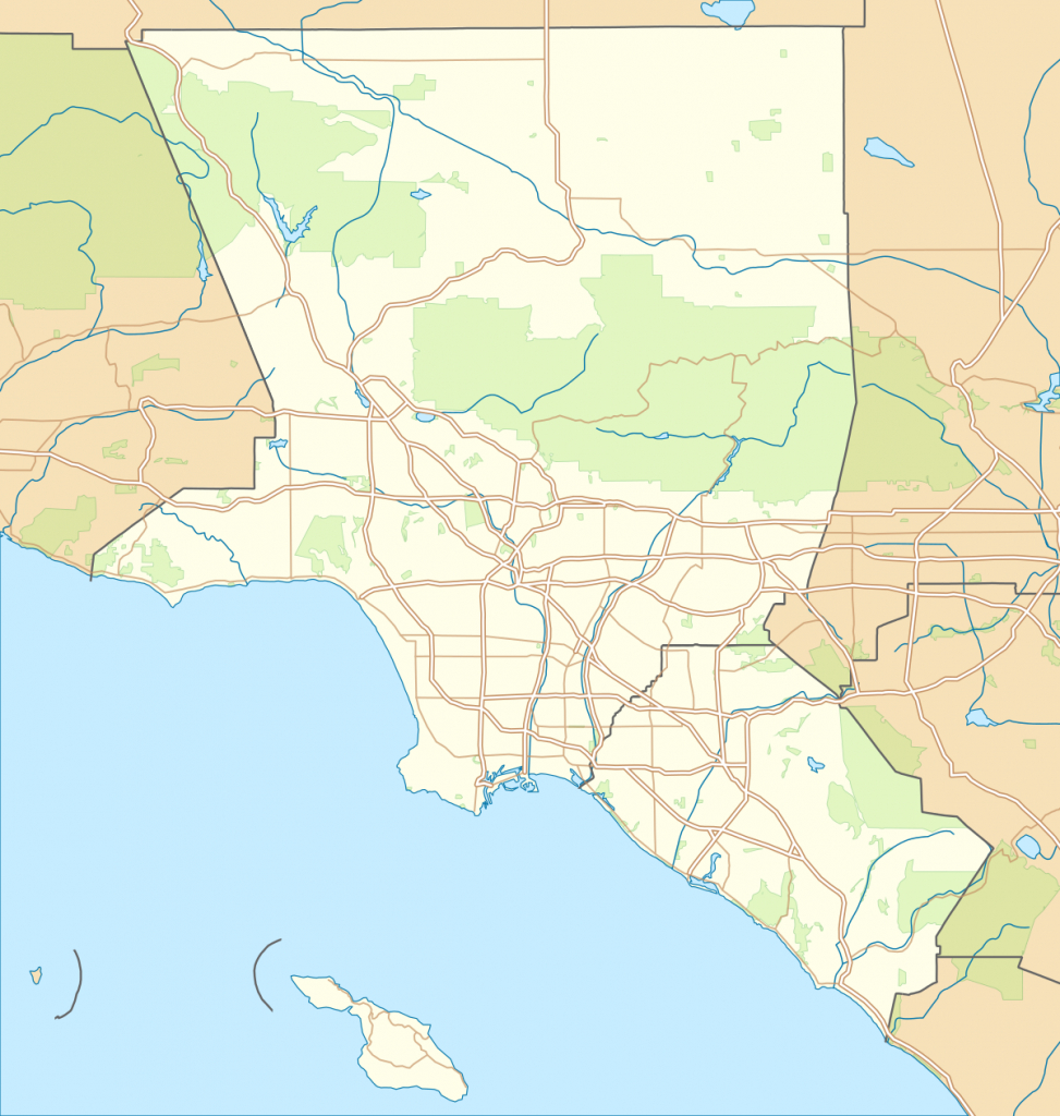 Palisades Charter High School - Wikipedia - Sherman Oaks California Map