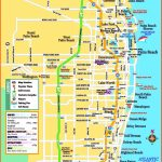Palm Beach County Tourist Map   Map Of Palm Beach County Florida