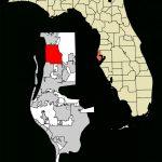 Palm Harbor, Florida   Wikipedia   Map Of Palm Coast Florida Area