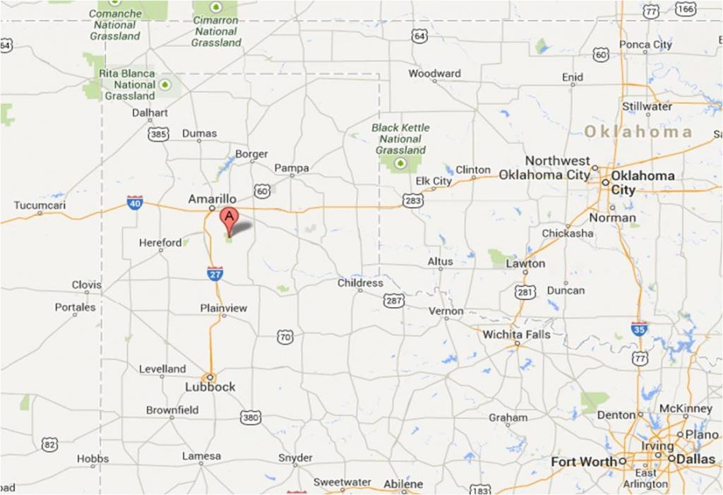 Palo Duro Canyon State Park, Tx – April 2014 | Michigan Traveler - Palo Duro Canyon Map Of Texas