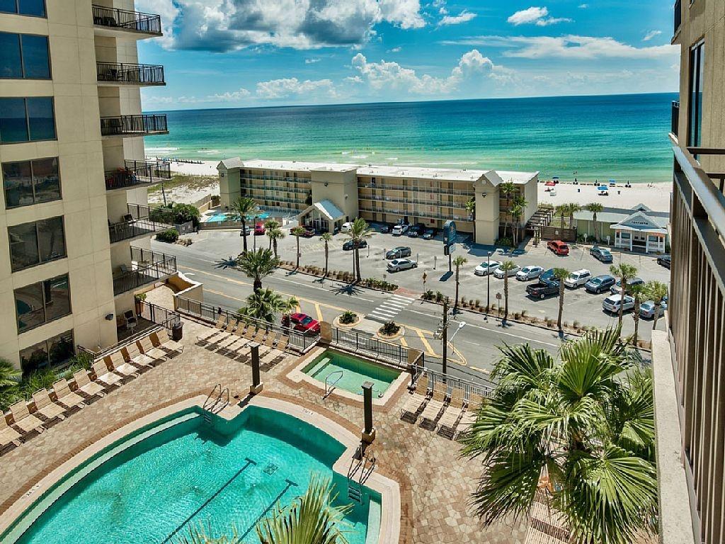 Panama City Beach Condos: Book A Stay At The Origin Beach Resort - Map Of Panama City Beach Florida Condos