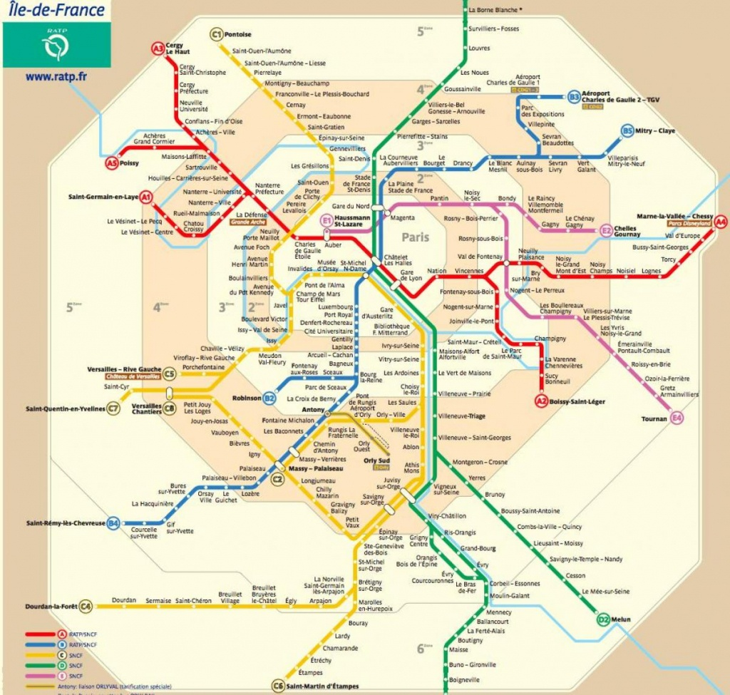 Paris Metro Map And Route Planner - Paris Metro Map Route Planner - Printable Map Route Planner