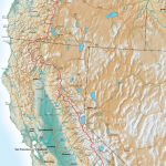 Pct Maps   Southern California Trail Maps