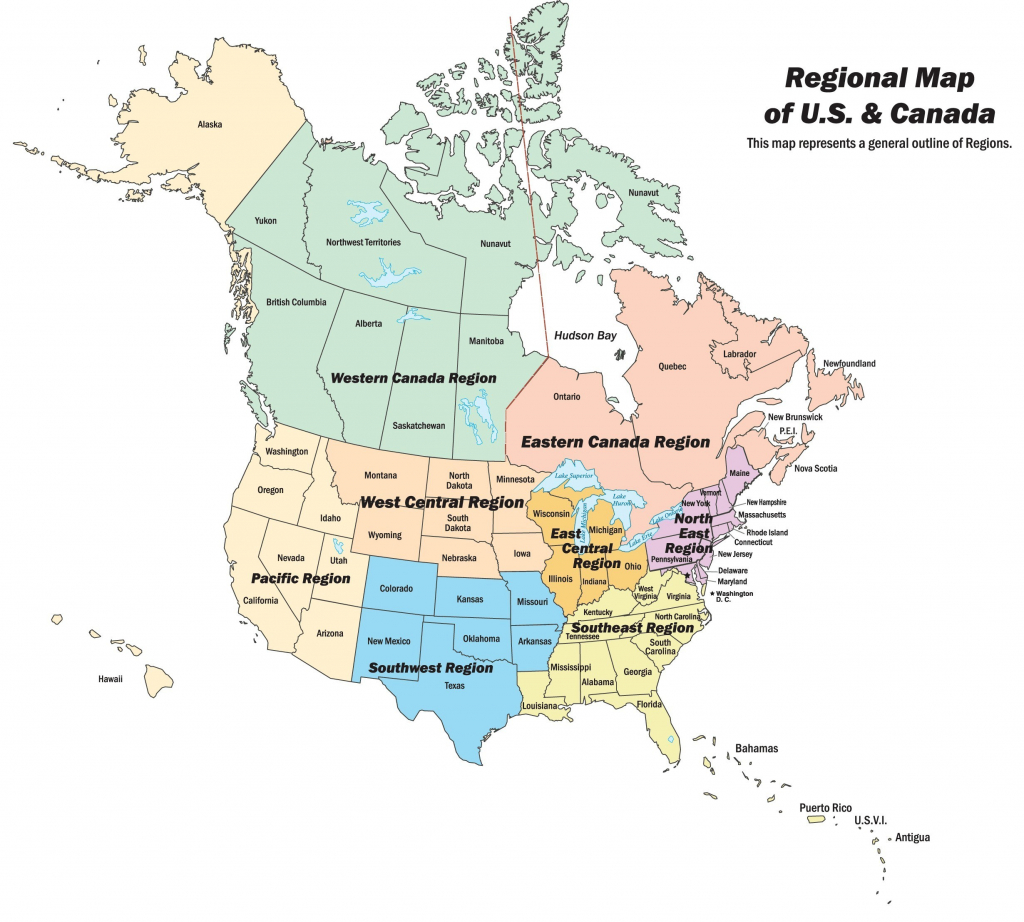Pdf Eastern Us And Canada Map Printable Mex New World Usa 4 Maps Of - Usa Map Printable Pdf