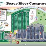 Peace River Rv & Camping Resort (Thousand Trails)   Wauchula, Fl   Thousand Trails Florida Map