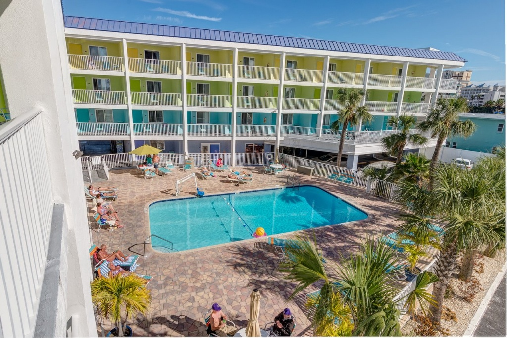 Pelican Pointe Hotel And Resort - Updated 2019 Prices & Reviews - Clearwater Beach Florida Map Of Hotels