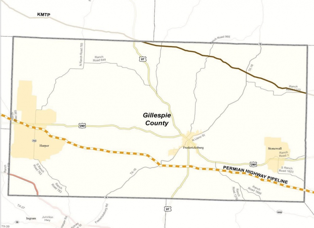 Permian Highway Pipeline | Braun & Gresham, Pllc. - Texas Pipeline Map