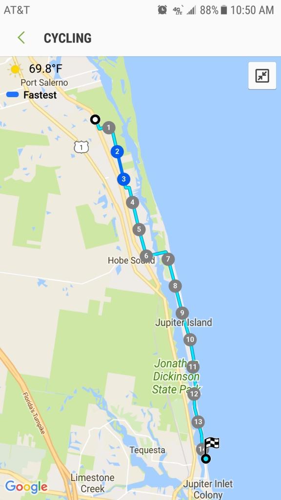 Photos - Jupiter Bicycling Group (Jupiter, Fl) | Meetup - Jupiter Island Florida Map