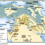Physical Map Of Fertile Crescent   Google Search | Mesopotamia   Fertile Crescent Map Printable