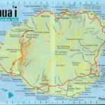 Pinalan Hill On Travel In 2019 | Kauai Map, Kauai Hawaii, Kauai   Printable Driving Map Of Kauai