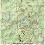 Pinchot Trail   Printable Hiking Maps