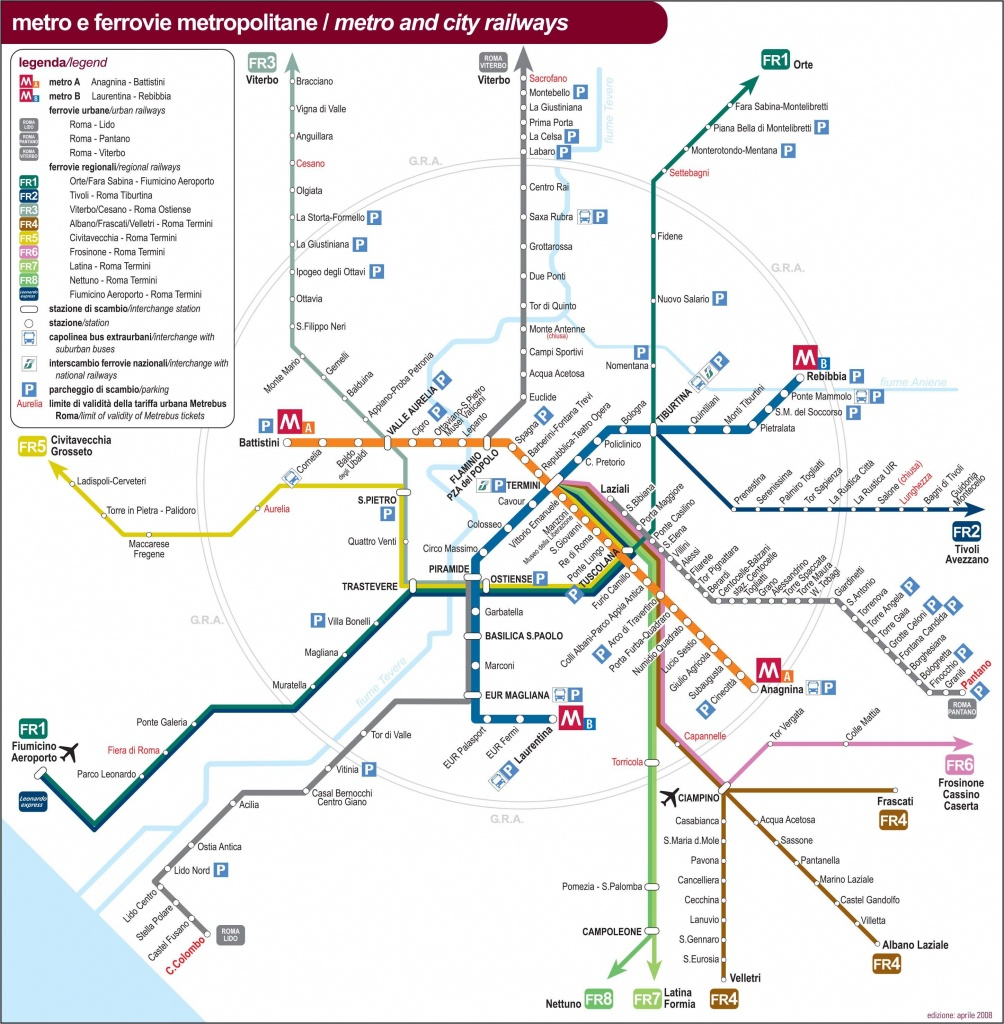 Pindina H On Rome | Rome Map, Rome, Rome Italy - Printable Rome Metro Map