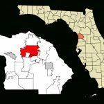 Pine Ridge, Citrus County, Florida - Wikipedia - Lecanto Florida Map