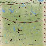 Piney Woods Wine Trail | Texas Uncorked   Fredericksburg Texas Winery Map