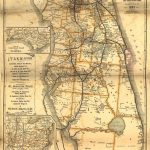 Pingregg Bryant On Obsessed With Maps    Florida, Vintage - Vintage Florida Map Poster