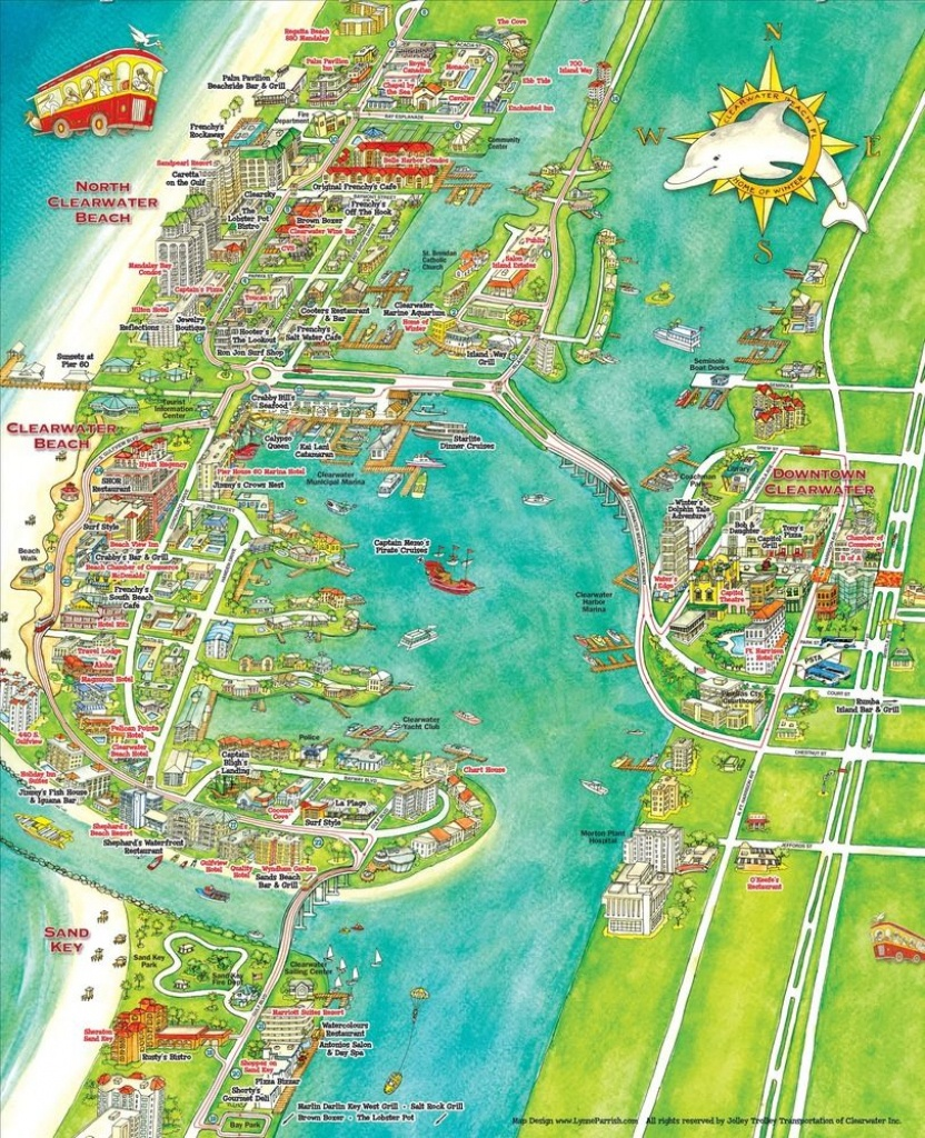 Pinkimberly Win On Florida In 2019 | Florida Vacation - Clearwater Beach Florida Map