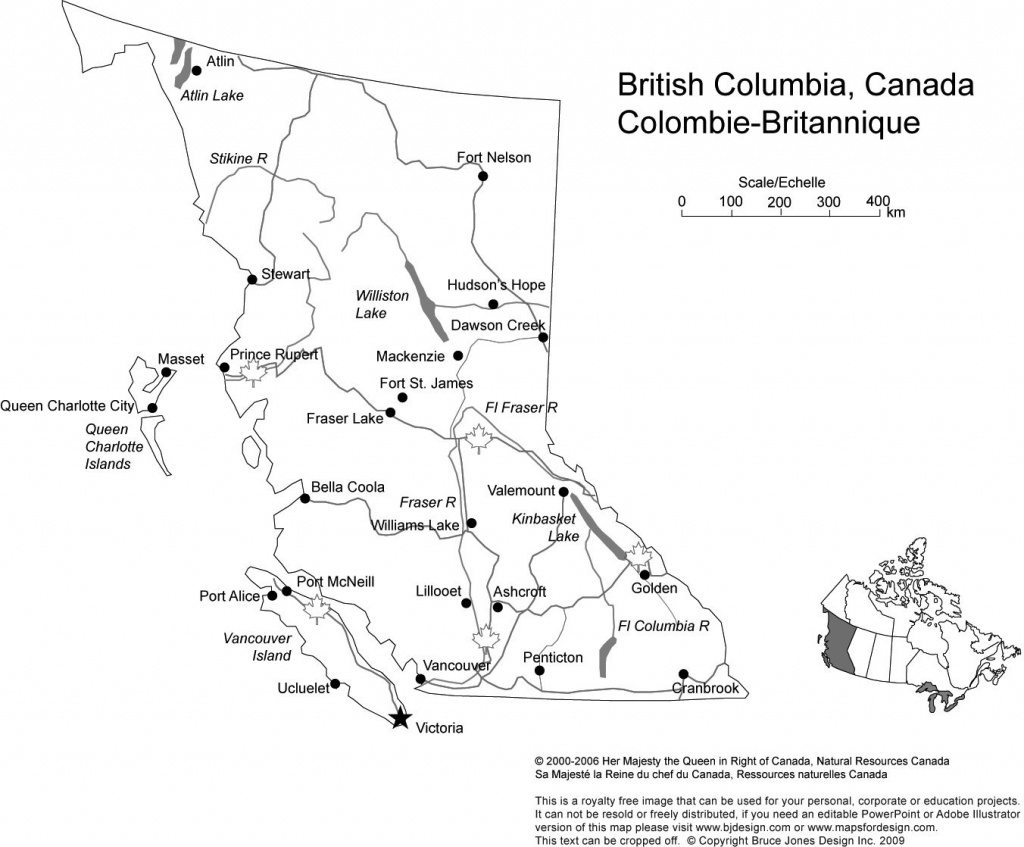 Pinnaomi Brubacher On School Stuff | Columbia Map, Map Outline, Map - Printable Map Of Bc