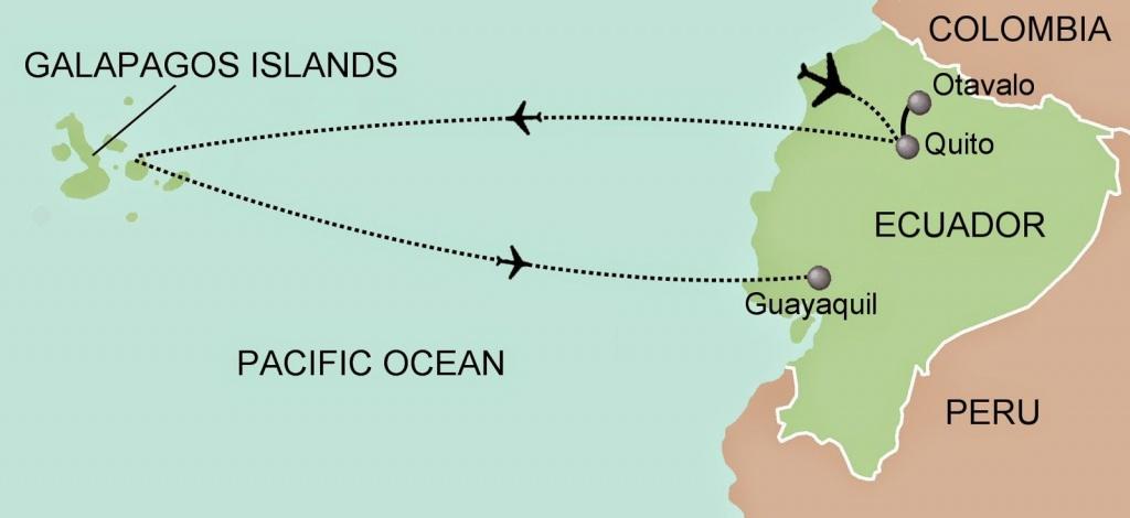 Pinterest - Printable Map Of Galapagos Islands