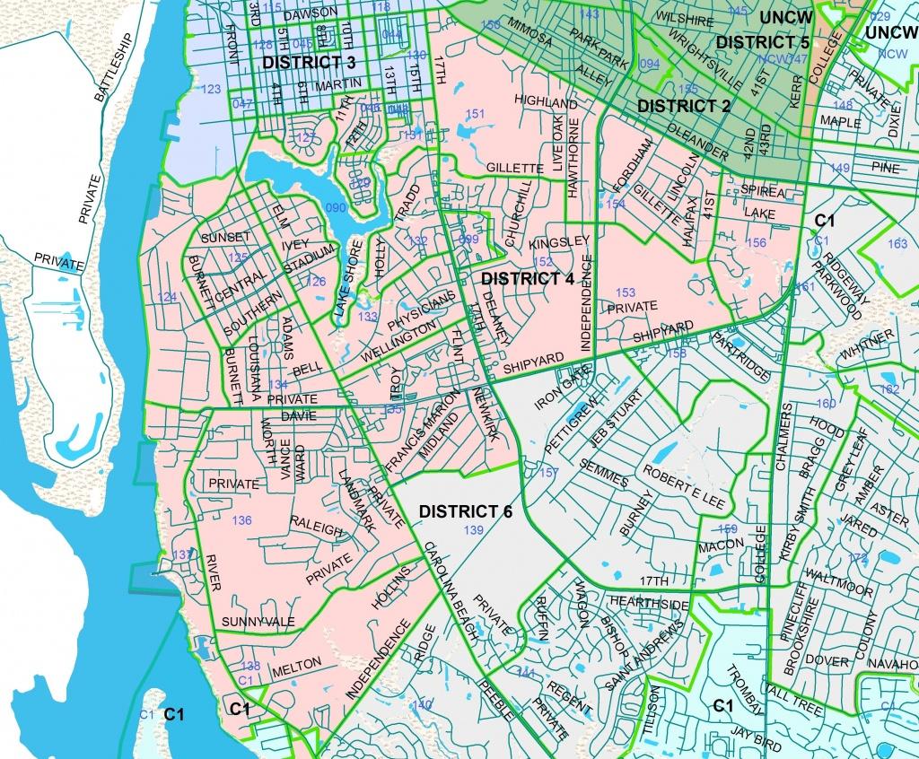 Pinterest - Printable Map Of Wilmington Nc