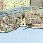 Plan Of The Town Of St. Augustine, Florida From 1769   Knowol   St Augustine Florida Map
