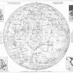 Planetary Nomenclature - Wikipedia - Printable Moon Map