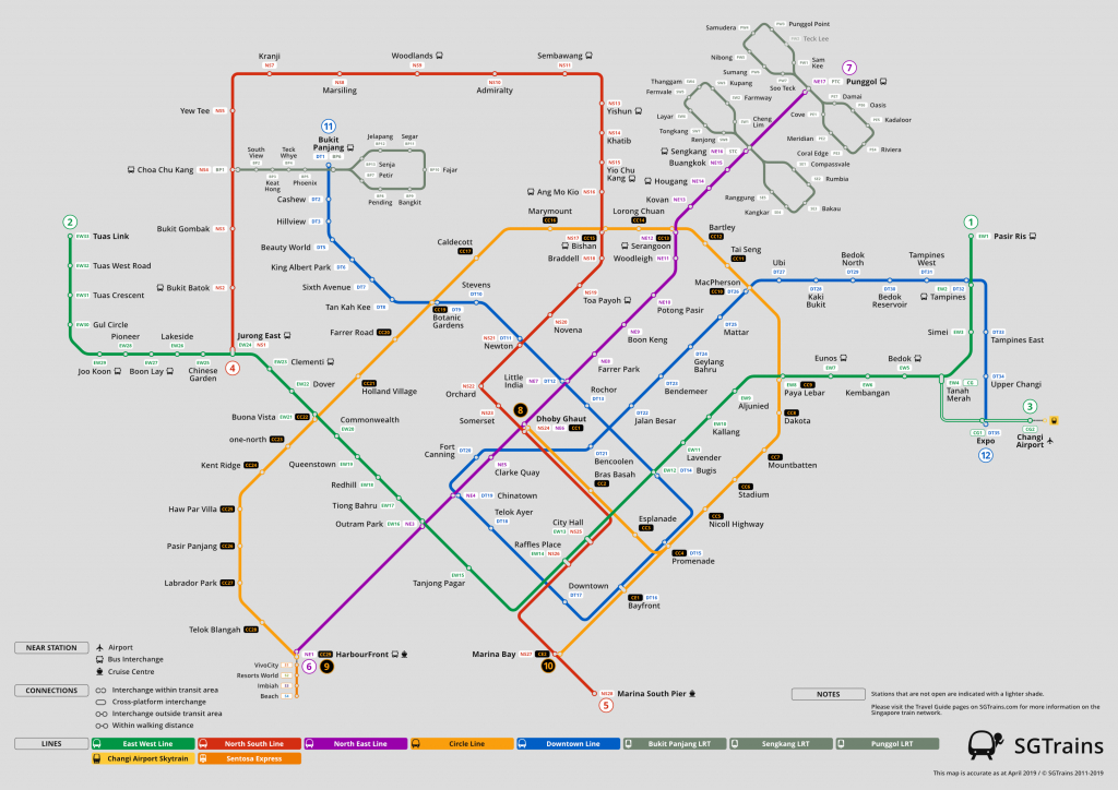 Planning Your Journey | Sgtrains - Printable Map Route Planner